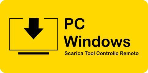 Scarica controllo remoto PC